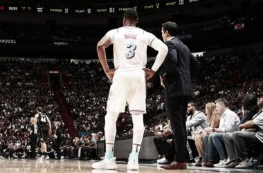 """Dwyane Wade: """"Miami es mi casa"""""""