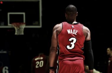 Wade no da ninguna novedad acerca de su futuro