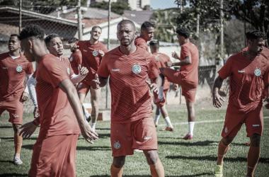 Waguininho projeta Série B no Guarani e afirma que equipe irá brigar pelo acesso
