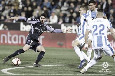 Waldo debuta en Primera División | LaLiga