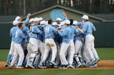 North Carolina Tar Heels Collect Second Straight Walk-Off Victory, Win 7-6 Over Oklahoma State Cowboys