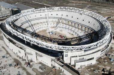 El Wanda Metropolitano, entre las opciones de la final de la Champions League de 2019
