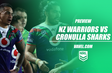 NZ Warriors vs Cronulla Sharks NRL Round 10 Preview: Both sides look to bounce back from defeats