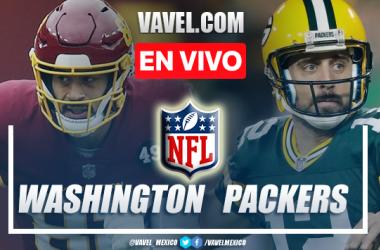 Resumen y anotaciones del Washington 10-24 Packers en NFL 2021