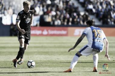 Leganés CF - RC Celta Vigo: puntuaciones del Celta, jornada 32 de La Liga Santander