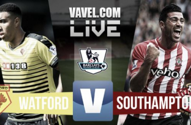Resultado Watford - Southampton (0-0)