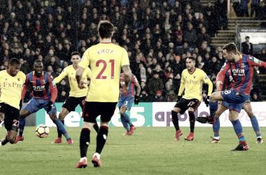 En la primera mitad de temporada se dio una gran remontada de los 'Eagles' | Foto: Premier League