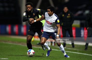 Preston North End 0-1 Watford: Joao Pedro's second-half penalty is enough to see Watford past the Lilywhites
