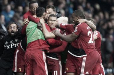 Il sabato di Premier League - Watford, pari in extremis. Vincono West Ham e Stoke