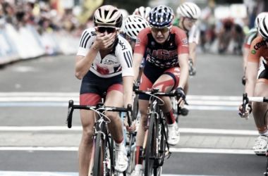 It was a great year for British cycling; Lizzie Armitstead won the Worlds in Richmond this year