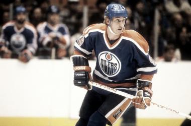 Wayne Gretzky uno de los jugadores con más supersticiones de la historia de la NHL | Foto: Getty Images