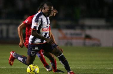 Walter Ayoví campeón de la CONCACAF Liga de Campeones