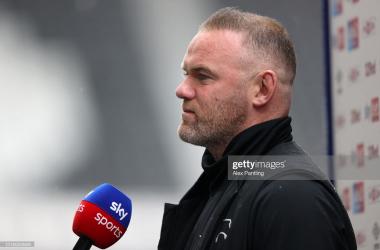 Wayne Rooney speaking to Sky Sports | GettyImages