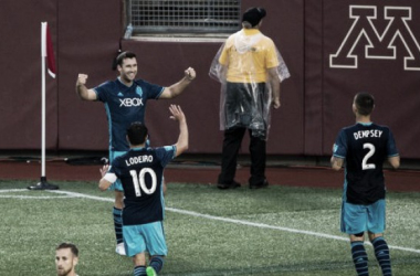 Seattle Sounders' precision downs Minnesota United FC