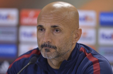 """Spalletti: """"Sabemos que tenemos muchas bajas pero tenemos una gran plantilla"""""""