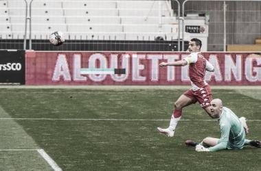 Angers 0 a 1 Monaco (Ligue 1 / Divulgação)