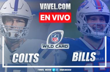 Resumen y Touchdowns: Indianapolis Colts 24 - 27 Buffalo Bills en la Ronda de Comodines de la NFL 2020
