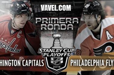 Washington Capitals - Philadelphia Flyers : cincuenta razones para la victoria