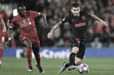 Atlético Madrid-Liverpool