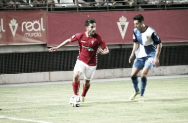 Javi Saura, nuevo jugador del Getafe B