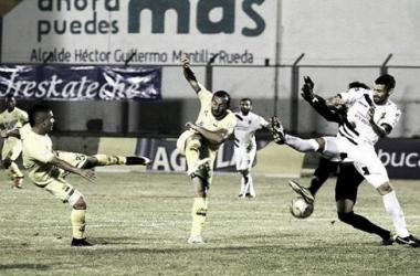 En emotivo partido, Atlético Bucaramanga empató 1-1 con Alianza Petrolera