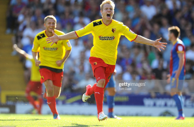 Memorable Match: Crystal Palace 2-3 Watford - Late Vydra goal completes dramatic Hornets turnaround