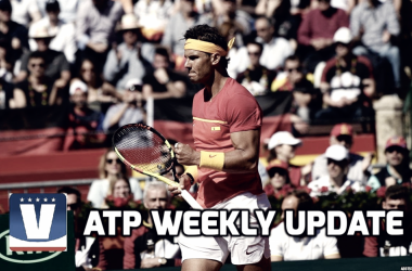 ATP Weekly Update week 14: Rafael Nadal returns in Davis Cup quarterfinals