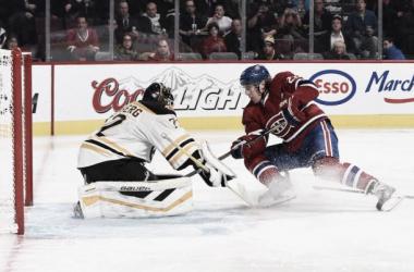 Com autoridade, Montreal Canadiens derrota Boston Bruins de virada