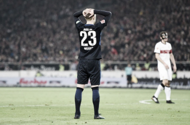 El campeón Sub-21 mantiene contrato con el Hertha hasta 2020 | Foto: @mitch23elijah
