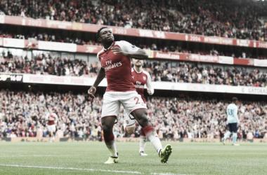 Fonte immagine: Twitter @Arsenal