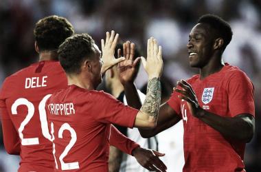 Welbeck sigue sin debutar con Inglaterra