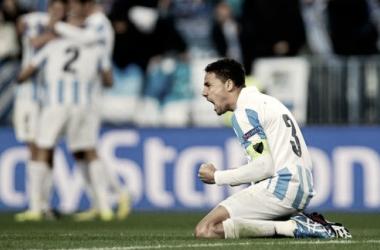 Anuario VAVEL Málaga CF 2017: Weligton, adiós al eterno capitán
