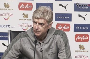 """Wenger: """"Echaré de menos la atmósfera tan especial del fútbol inglés"""""""