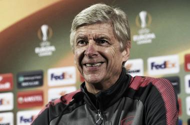 """Wenger: """"Atlético de Madrid es un duro rival, pero confío en obtener un buen resultado en casa"""""""