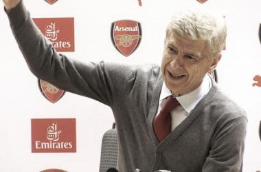"""Arsène Wenger: """"El calendario es un poco cruel contra nosotros"""""""
