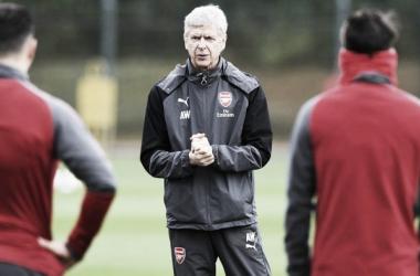 """Arsène Wenger: """"Tenemos tiempo para preparar la final"""""""