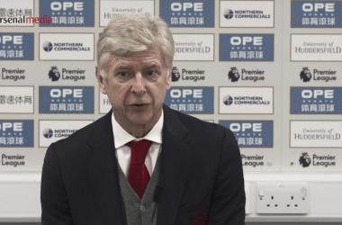 """Wenger: """"Lo que me quedo es el formidable aspecto humano de estos 22 años"""""""