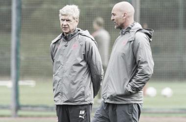 """Wenger: """"Habrá uno o dos jugadores en el once inicial"""""""