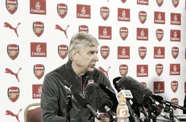 """Wenger: """"Puede ser un partido loco pero también puede ser cerrado"""""""
