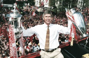 Más de 40 títulos del Arsenal
