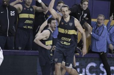 Playoffs LNB: Boca mantiene la esperanza