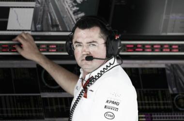"Éric Boullier cree que Jenson Button hará ""un gran trabajo"" en Mónaco | Fuente: Zimbio"