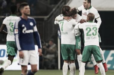 Schalke 04 1-3 Werder Bremen: Fritz stars as Werder claim the spoils