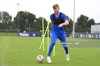 Timo Werner's Road To Chelsea