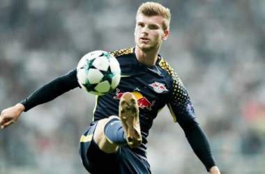 Europa League : Timo Werner incertain face à l'OM