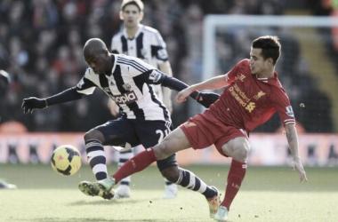 Liverpool - West Brom: rachas enfrentadas