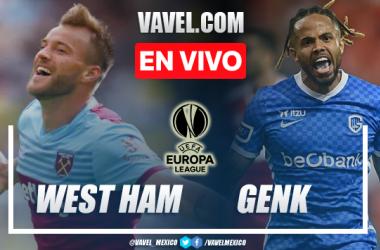 Goles y resumen del West Ham 3-0 Genk en Europa League 2021