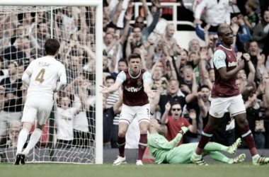 West Ham 1-4 Swansea City: Player Ratings as West Ham were beat convincingly at home