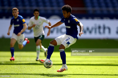 Leicester City in the hunt for Weston McKennie