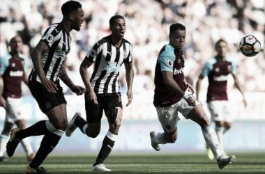 En el encuentro jugado en St. James' Park los Magpies se impusieron por 3-0. Foto: Premier League.